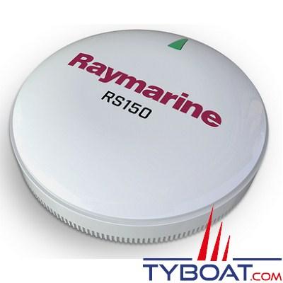 RAYMARINE - Antenne GPS Raystar 150 - 10 hertz connecteur SeaTalk NG