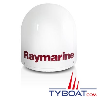 RAYMARINE - Antenne réception satellite 33 STV Amérique du Nord