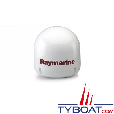 RAYMARINE - Antenne réception satellite 45 STV MKII Chine et NZ
