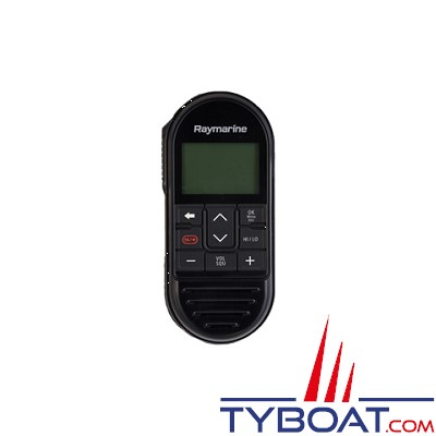 Raymarine - Combiné sans fil pour RAY90/RAY91 (inclus support + chargeur)