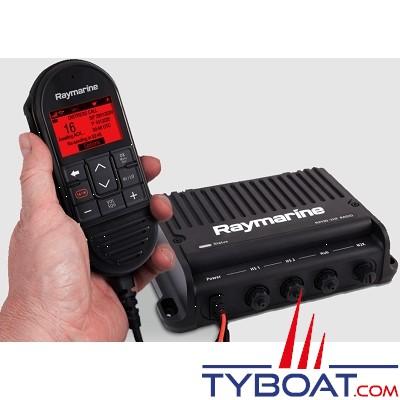 Raymarine - Émetteur-récepteur VHF ASN et AIS rx -  Ray91