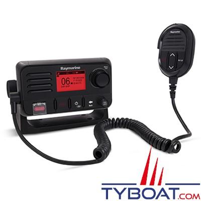 RAYMARINE - Émetteur-récepteur VHF Ray52 avec GPS intégré