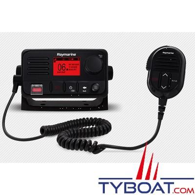Raymarine - Émetteur-récepteur VHF Ray53 avec GPS intégré