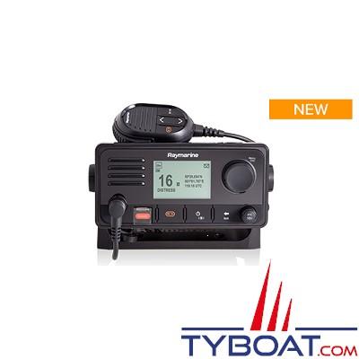 Raymarine - Émetteur-récepteur VHF Ray63 avec GPS intégré