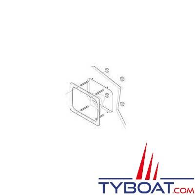 RAYMARINE - Kit de montage encastré série c12x, e12x