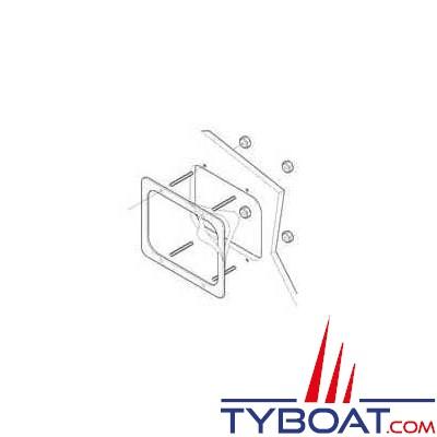 RAYMARINE - Kit de montage encastré série c9x, e9x