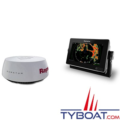RAYMARINE - PACK Multifonctions AXIOM  7