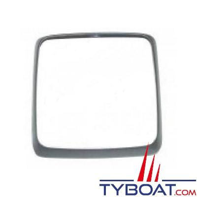 RAYMARINE - Plastron de couleur noire pour VHF Ray 60/70