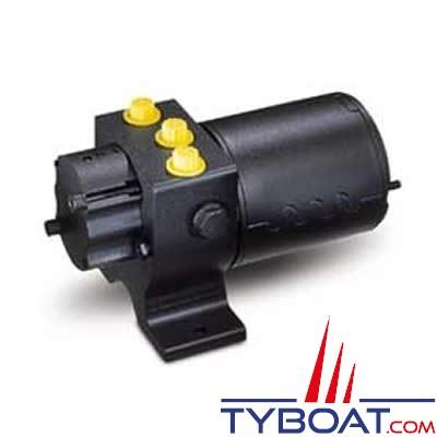 raymarine pompe hydraulique r versible t1 12 volts pour v rin 80 230cc raymarine m81120. Black Bedroom Furniture Sets. Home Design Ideas