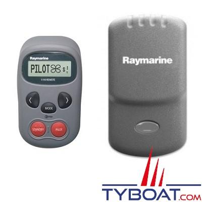 Raymarine - Radiocommande S100 + station de base pour pilote automatique