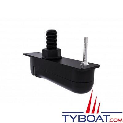 Raymarine - Sonde traversante plastique 0° HV-300 Hypervision (câble 6m)