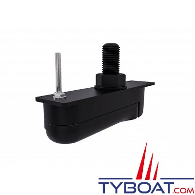 Raymarine - Sonde traversante plastique bâbord 12° HV-300 Hypervision