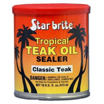 huile de teck tropicale star brite classic teak 473 ml star brite re 478033 au meilleur prix. Black Bedroom Furniture Sets. Home Design Ideas