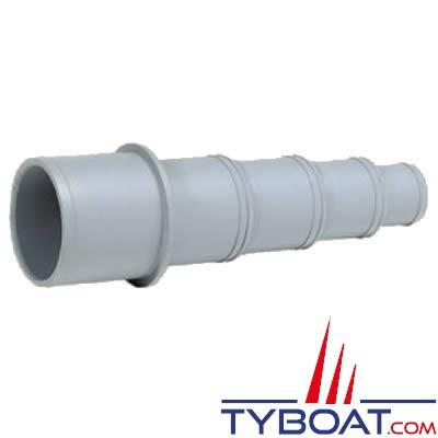 Vetus HA3060 - Réduction de diamètre de tuyau en plastique 30 à 60 mm