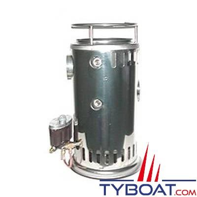 Refleks 2000KV - Chauffage autonome au gasoil 4200w avec serpentin poêle 1500w / radiateur 2700w