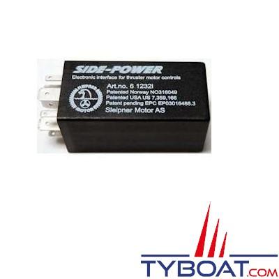 Side Power - Relais 12/24 Volts pour propulseur  SP95/125