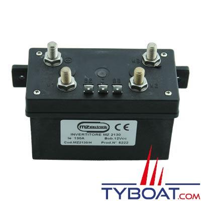Relais de guindeau MZ Electronics 12 Volts 1300 Watts pour moteur 2 bornes