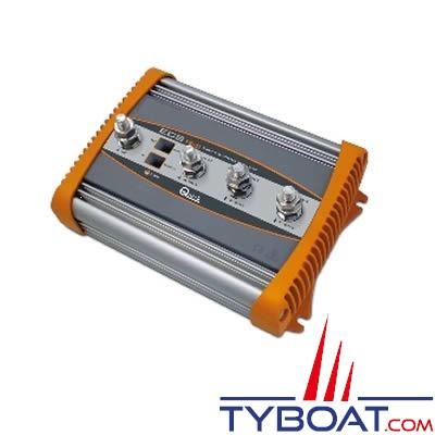 Répartiteur de charge électronique QUICK ECS163 1 entrée 3 sorties 160A avec borne de référence
