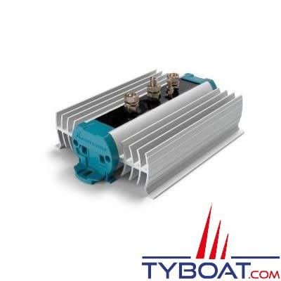 Mastervolt - Répartiteur de charge - BI 1202S - 1 Entrée 2 Sorties - 120 Ampères - Avec diode de compensation