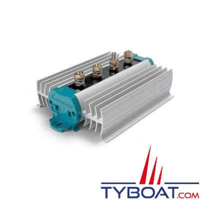 Mastervolt - Répartiteur de charge - BI  703 - 70 Ampères - 1 Entrée / 3 Sorties - 70 Ampères