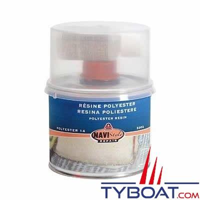 Résine polyester Thixo Boero polyester 14  Navistyle - 1kg