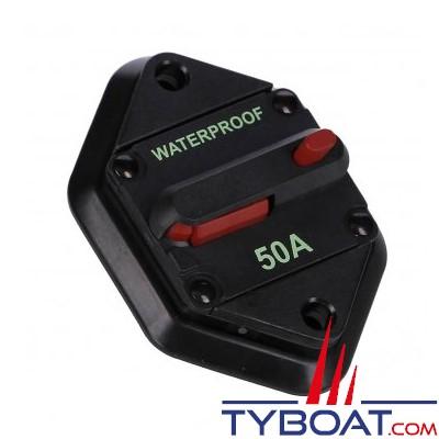 Reya - Disjoncteur à encastrer 50 ampères