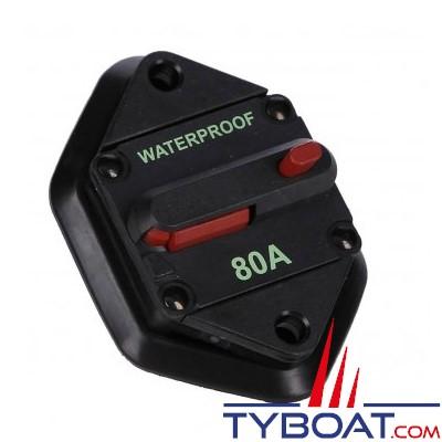 Reya - Disjoncteur à encastrer 80 ampères