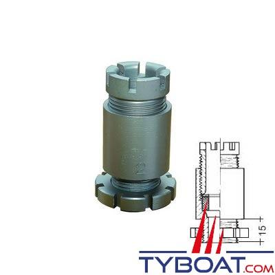 Reya - Presse-étoupe électrique marine - Aluminium - Type BV4 AG5 16,5-22,6mm