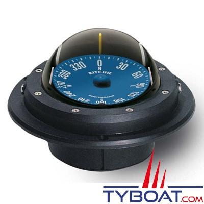 RITCHIE - Compas à encastrer RU-90 série Voyager  - couleur noir