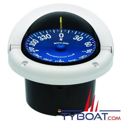 RITCHIE - Compas à encastrer SS-1002 série Supersport - couleur blanc