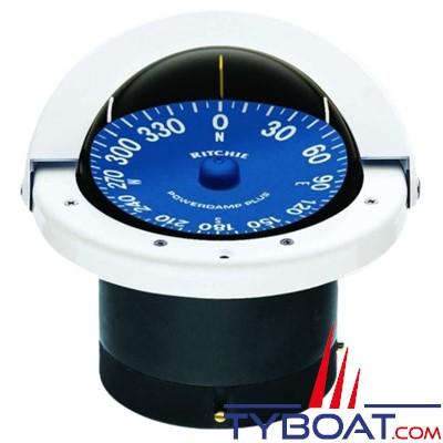 RITCHIE - Compas à encastrer SS-2000 série Supersport - couleur blanc