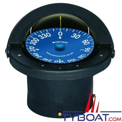 RITCHIE - Compas à encastrer SS-2000 série Supersport - couleur noir