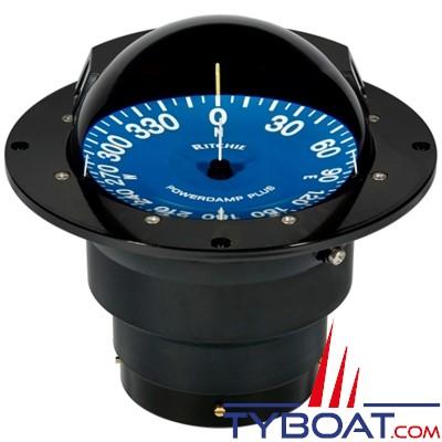 RITCHIE - Compas à encastrer SS-5000-12 série Supersport - couleur noir