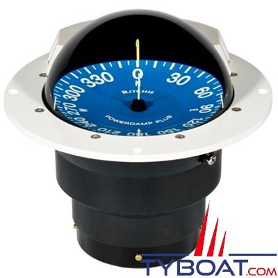 RITCHIE - Compas à encastrer SS-5000W-12 série Supersport - couleur blanc