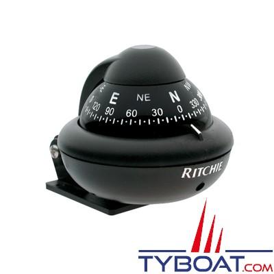 RITCHIE - Compas sur étrier X-10B-M  série RitchieSport - couleur noir
