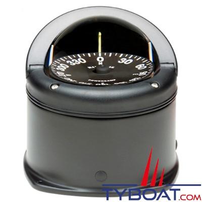 RITCHIE - Compas sur fût HD-744 série Helmsman - couleur noir / lecture noire