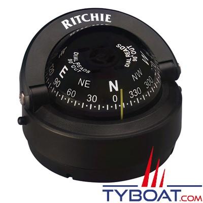 RITCHIE - Compas sur fût S-OFF90