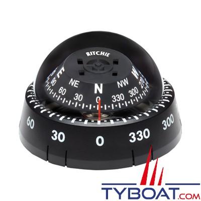 RITCHIE - Compas XP-99 série Kayaker - couleur noir