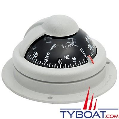 RIVIERA - COMET BC1 - Compas à plat et lecture frontale - Verre anti reflet