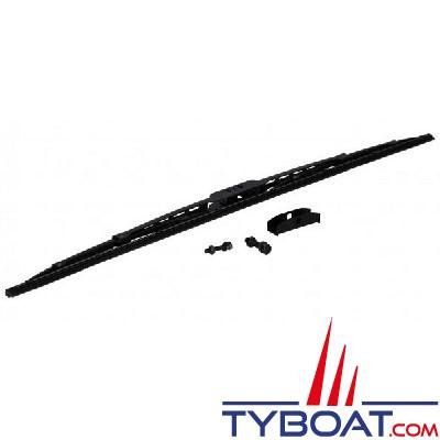 Roca - Balais essuie-glace W25/W38 -inox noir - 890mm