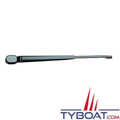 ROCA - Bras d'essuie-glace noir pour W10/W12 12.6-18''/319-458mm (blister)