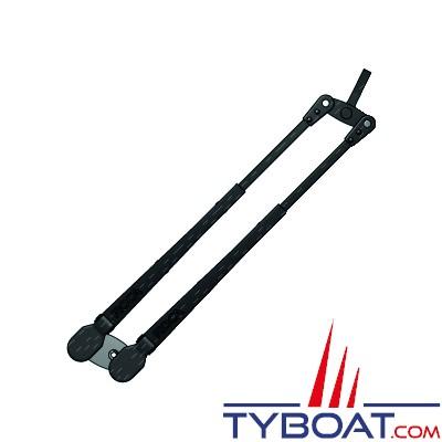 ROCA - Bras pantographe noir pour W10/W12 - 12.8-18''/324-460mm