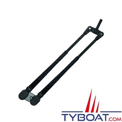 ROCA - Bras pantographe noir pour W10/W12 - 18-23.3''/454-591mm