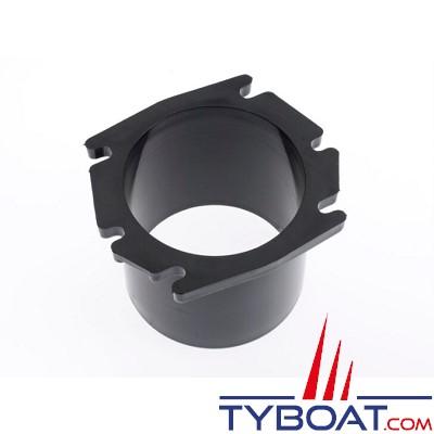 Roca - Bride adaptation mâle pour gaine ventilation ø75mm