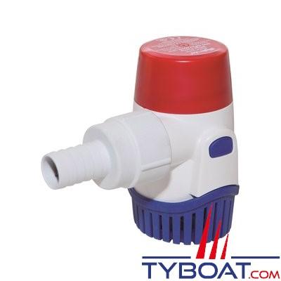 Rule - Pompe de cale 800 GPH - 3000 L/H - 12V - Série 800-20DA