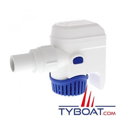 Rule - Pompe de cale automatique - RM1100B - 24 Volts - 4270 Litres/heure