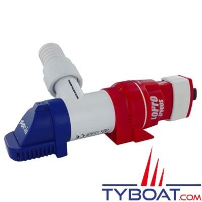 RULE - Pompe de cale LOPRO LP900S immergeable automatique 12V - 3400L/H