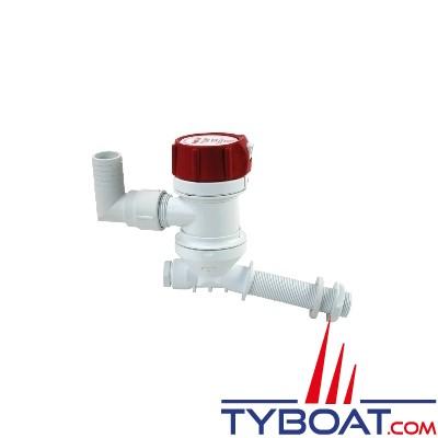 Rule - Pompe pour vivier 12 Volts - 1400 L/h - 401C