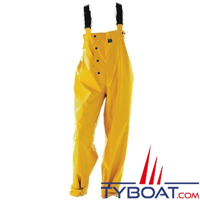 Salopette ciré XM Yachting Horizon Taille   M jaune