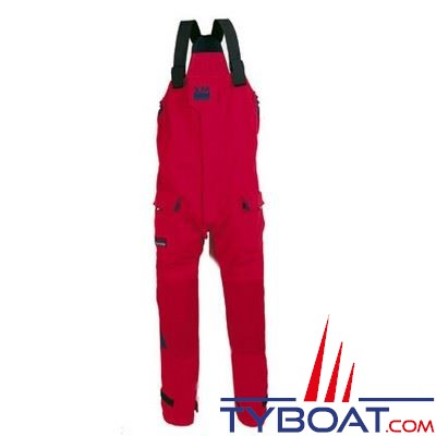 Salopette XM Yachting Offshore Taille XL rouge